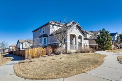 Arapahoe County Single Family Home Active: 24861 East Euclid Place