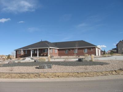 Keenesburg Single Family Home Active: 38149 East 149th Place