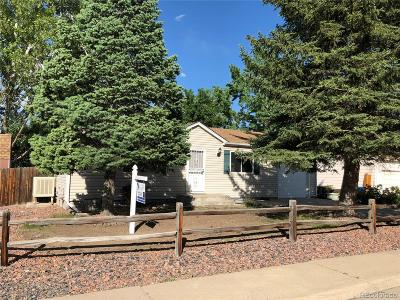 Westminster Single Family Home Under Contract: 9269 West 100th Circle