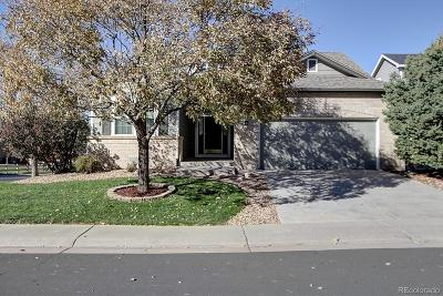 Highlands Ranch Single Family Home Active: 606 English Sparrow Trail