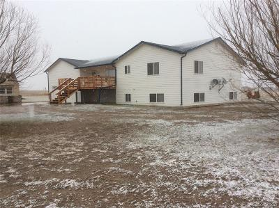 Keenesburg Single Family Home Under Contract: 31142 County Road 18