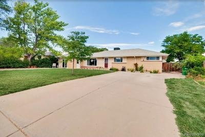 Broomfield Single Family Home Under Contract: 8035 Emerald Lane