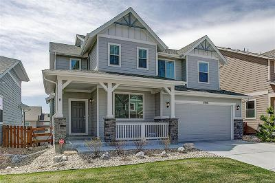 Arvada Single Family Home Under Contract: 17018 West 87th Avenue
