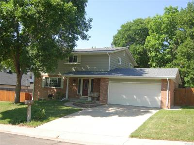 Wheat Ridge Single Family Home Under Contract: 7320 West 26th Place