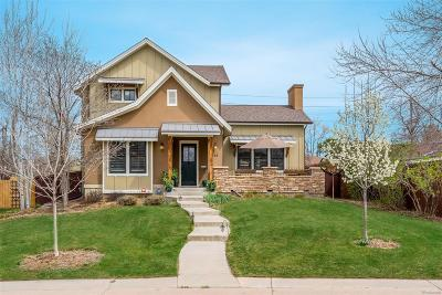 Denver Single Family Home Active: 416 Poplar Street