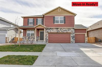 Castle Rock Single Family Home Under Contract: 5926 Echo Park Circle