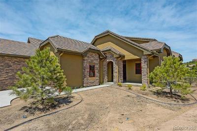 Castle Rock Single Family Home Active: 5170 Le Duc Drive