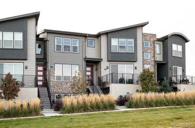 Castle Rock Condo/Townhouse Active: 2610 Meadows Boulevard #C