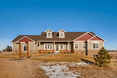 Adams County Single Family Home Under Contract: 2002 Timberlake Road