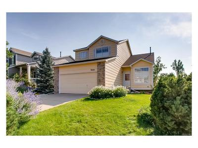 Highlands Ranch Single Family Home Under Contract: 9685 Adelaide Circle