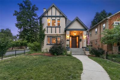 Denver Single Family Home Active: 691 South Vine Street
