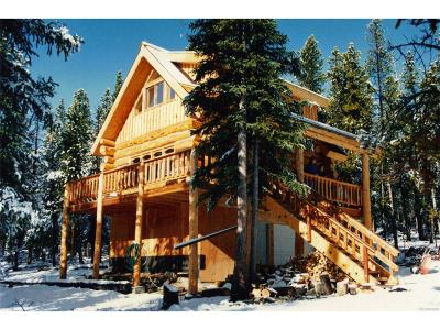 Park County Single Family Home Under Contract: 37 Pine Ridge Road