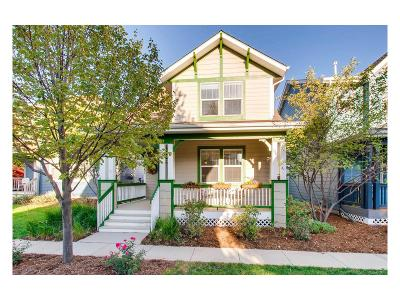 Brighton Single Family Home Active: 4551 Crestone Peak Street