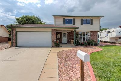 Westminster Single Family Home Active: 10475 King Circle