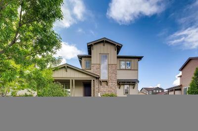 Commerce City Single Family Home Active: 10540 Sedalia Street