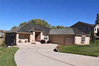 Colorado Springs Single Family Home Active: 15260 Steinbeck Lane