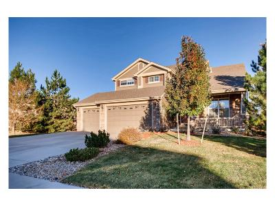 Pradera Single Family Home Under Contract: 4849 Wagontrail Court