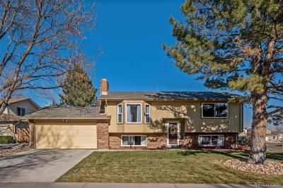 Littleton CO Single Family Home Under Contract: $395,000