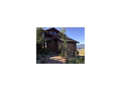 Pine Single Family Home Under Contract: 14995 Wetterhorn Peak Trail