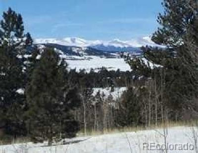 Hartsel Residential Lots & Land Active: Co Road 23