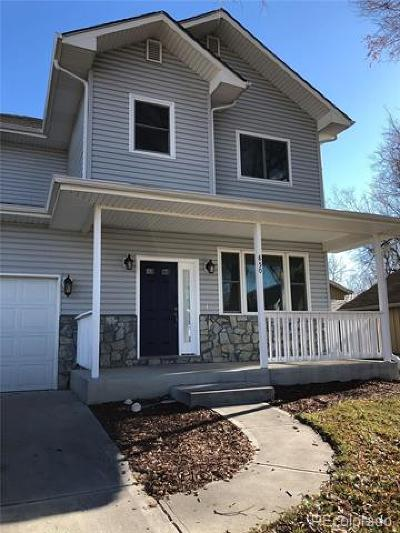 Denver Single Family Home Active: 850 South Krameria Street