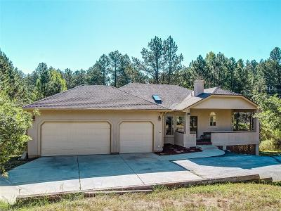 Larkspur CO Single Family Home Active: $549,000