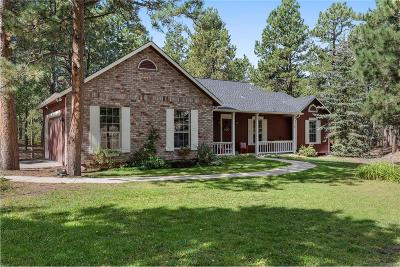 Monument Single Family Home Under Contract: 18160 Six Trees Lane