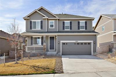 Cobblestone Ranch Single Family Home Under Contract: 7382 Bandit Drive