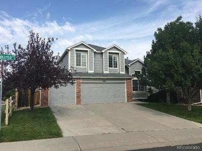 Aurora Rental Active: 5693 South Yakima Street