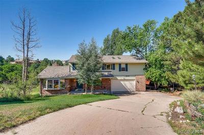 Parker Single Family Home Active: 8646 Thunderbird Road