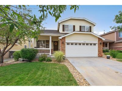 Broomfield Single Family Home Under Contract: 14385 Erin Court