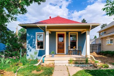 Englewood Single Family Home Under Contract: 2856 South Lincoln Street