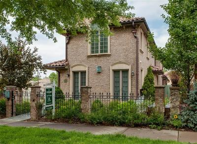 Denver Single Family Home Active: 467 Adams Street