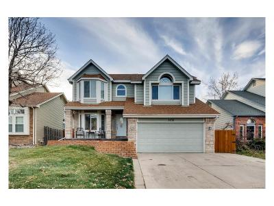 Arapahoe County Single Family Home Active: 5733 South Jebel Way