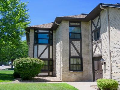 Denver Condo/Townhouse Active: 7250 Eastmoor Drive #128