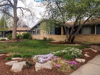 Longmont Single Family Home Under Contract: 1420 Drake Street