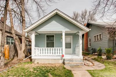 Englewood Single Family Home Under Contract: 3062 South Lincoln Street