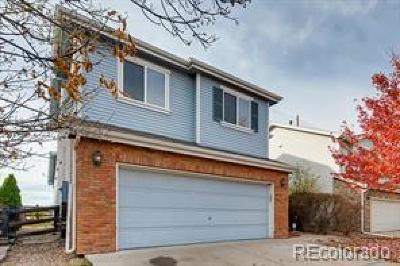 Denver Single Family Home Under Contract: 3673 Dexter Street