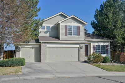 Arvada Single Family Home Under Contract: 7014 Pike Court