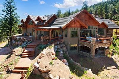 Pine Single Family Home Active: 28751 Crystal Ridge Road