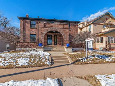 Denver Single Family Home Active: 945 South Downing Street