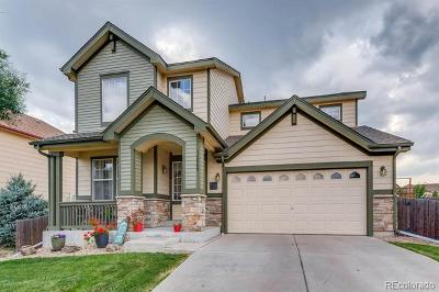 Thornton Single Family Home Under Contract: 12669 Jersey Circle