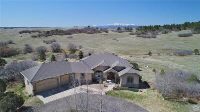 Larkspur CO Single Family Home Sold: $875,000
