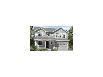 Castle Rock Single Family Home Under Contract: 1158 Preble Court