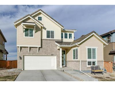 Parker Single Family Home Active: 14401 Big Stone Drive