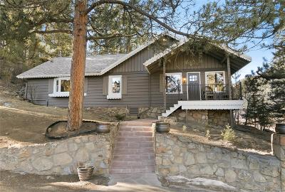 Evergreen Single Family Home Active: 32114 Upper Bear Creek Road
