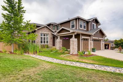Highlands Ranch Single Family Home Under Contract: 11004 Grayledge Circle