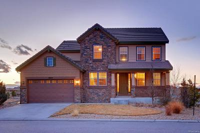 Highlands Ranch Single Family Home Under Contract: 10537 Skyreach Road