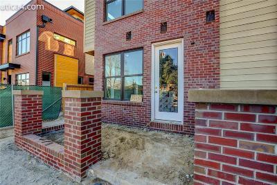 Denver Condo/Townhouse Active: 1543 Utica Street