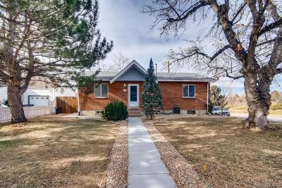 Denver Single Family Home Active: 2503 South Clarkson Street